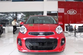 Kia Morning  S- AT 2018