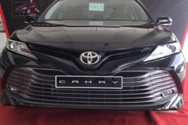 Toyota Camry 2.5Q (6AT) 2020