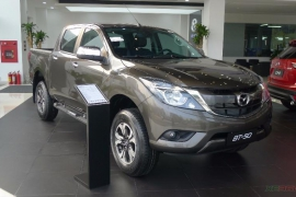 Mazda BT 50 2.2AT 2WD 2018