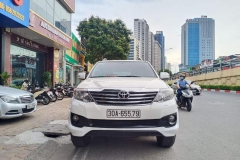 Toyota Fortuner TRD Sportivo 4x2 AT 2015