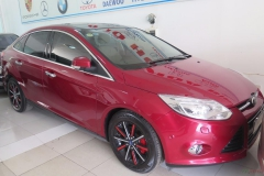Ford Focus Titanium 2.0 AT 2015