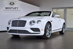 Bentley Continental GT V8 Convertible 2018