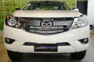Mazda BT-50 AWD AT 3.2L 2017