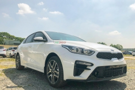 KIA Cerato Luxury 2019