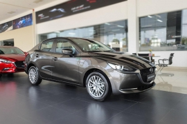 New Mazda 2 Luxury