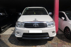 Toyota Fortuner TRD Sportivo 4x4 AT 2011