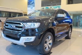Ford Everest Titanium 2.2