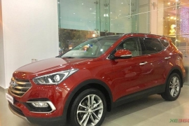Hyundai Santafe 2.4 AT 2WD 2018