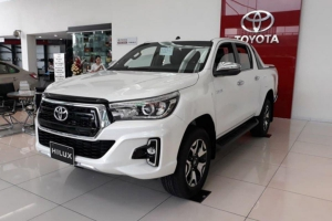 Toyota Hilux 2.8G (6AT) 4x4 2019