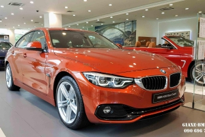BMW 420i Gran Coupe 2020