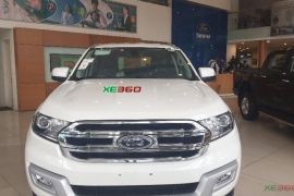 Ford Everest 2.2 Ambiente 2018