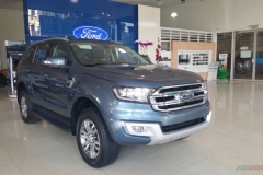 Ford Everest Trend 4x2AT 2017