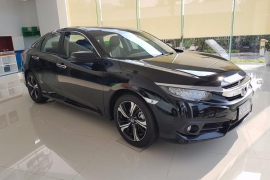 Honda Civic 1.5E 2019