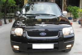 Ford Escape Limitied 3.0 2008