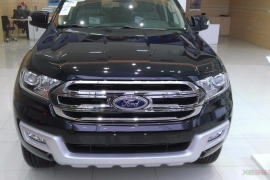 Ford Everest 3.2 Titanium 2017
