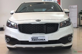KIA SEDONA 2.2 DAT Luxury