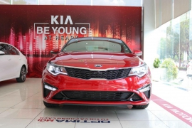 Kia Optima GT Line 2.4AT 2019