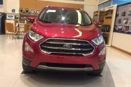 Ford ECOSPORT 1.0L AT TITANIUM