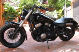 Honda Shadow Phantom 2011