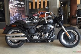 Harley-Davidson Fat Boy Lo 2015