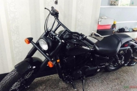 Honda Shadow Phantom 2015