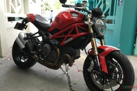 Ducati Monster 1100 EVO 2013