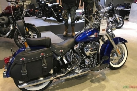 Heritage Softail Classic 2017