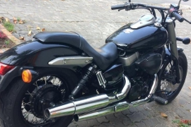 Honda Shadow Phantom 750 2011
