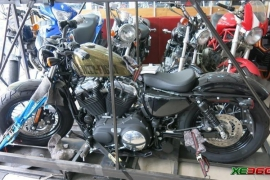 Harley Davidson Forty Eight  2013