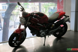 Ducati Monster 795 ABS 2013