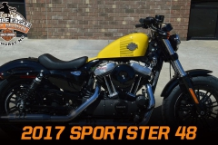 Harley Davidson Forty Eight  2017