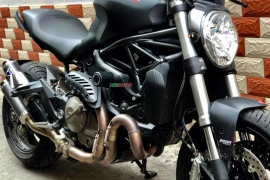 Ducati Monster 821 2016 HQCN