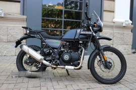 Royal Enfield Himalayan Granite 2018