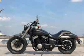 Honda Shadow Phantom 2013