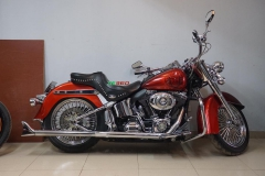 Harley Davidson Softail Deluxe 2010