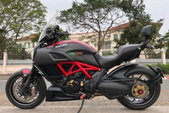 Ducati Diavel Carbon 2015