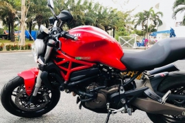 Ducati Monstetr 821 2016 - HQCN