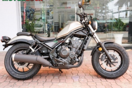 Honda Rebel 500 - 2018