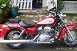 Honda Shadow 125cc 2002