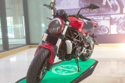 "Benelli streetfighter 750GS ""nhái"" môtô Ducati Monster?"