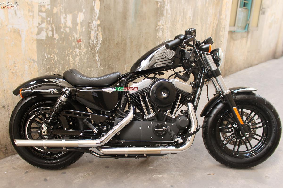 Bán xe Harley Davidson Forty Eight 1200cc ABS 2016