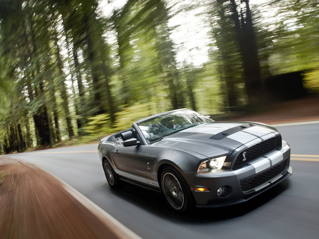 Все о Ford Mustang Shelby Eleano…