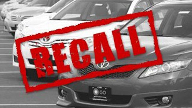 toyota unethical issues Toyota is recalling 320,000 vehicles due to a safety issue recalled vehicles are equipped with side-curtain shield air bags, which deploy from the roof in some crashes due to improper programming of the air bag control modules, it is possible under certain conditions for the air bags and seat belt.