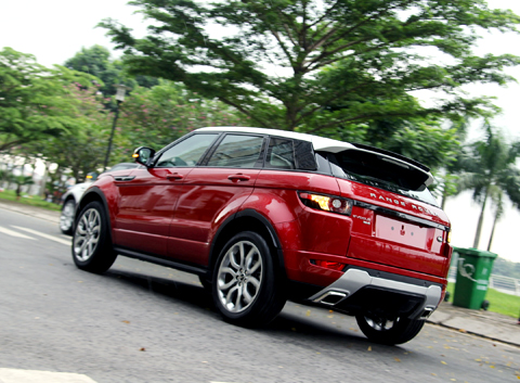 range rover evoque xe a h nh i u. Black Bedroom Furniture Sets. Home Design Ideas
