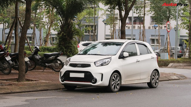 Kia Morning, Hyundai I10