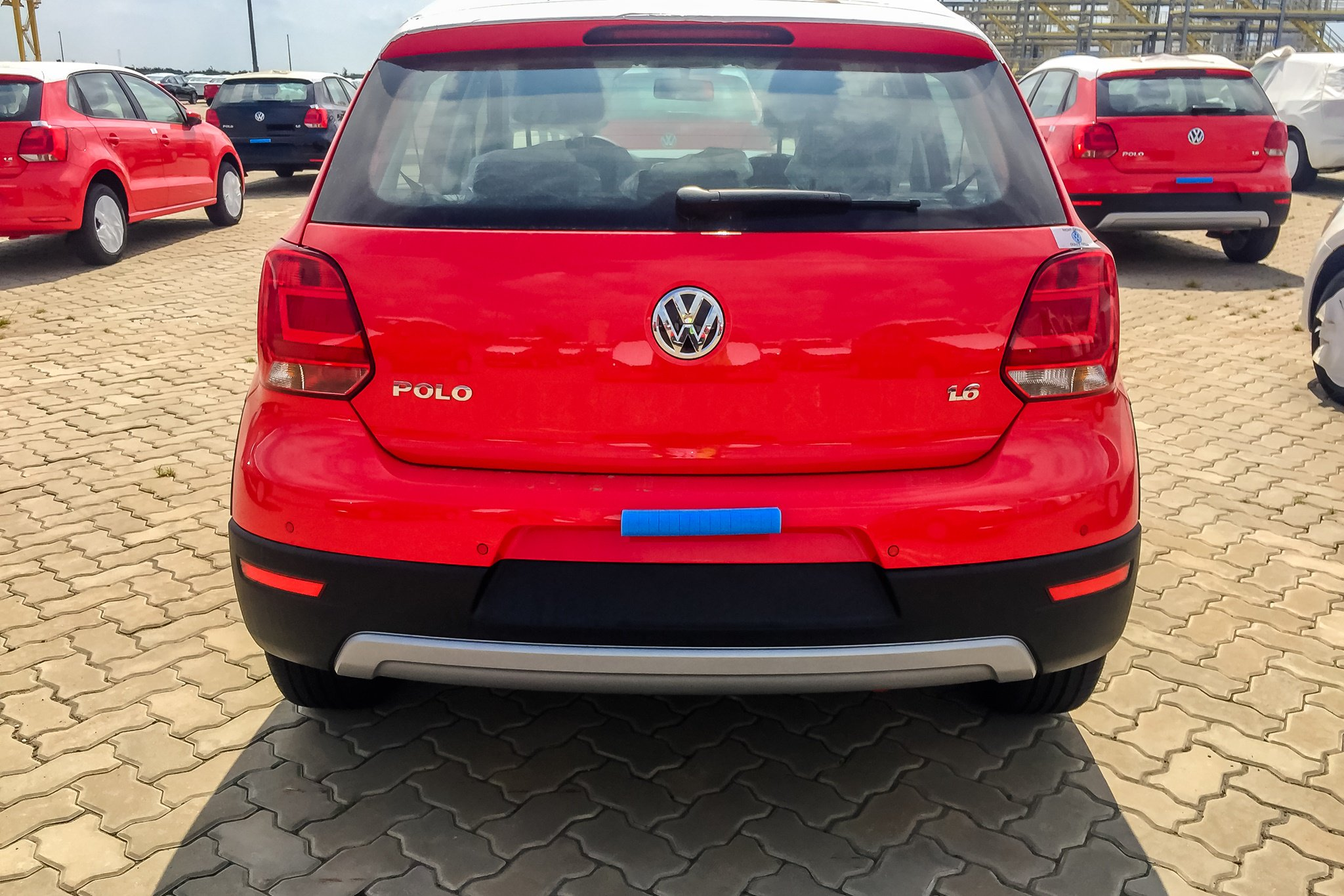 Volks Polo