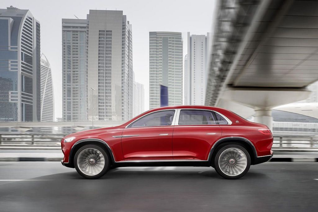 Mercedes-Maybach Ultimate